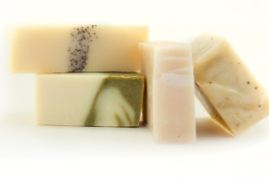 Metta Handmade sampler soaps for naturally healthy skin
