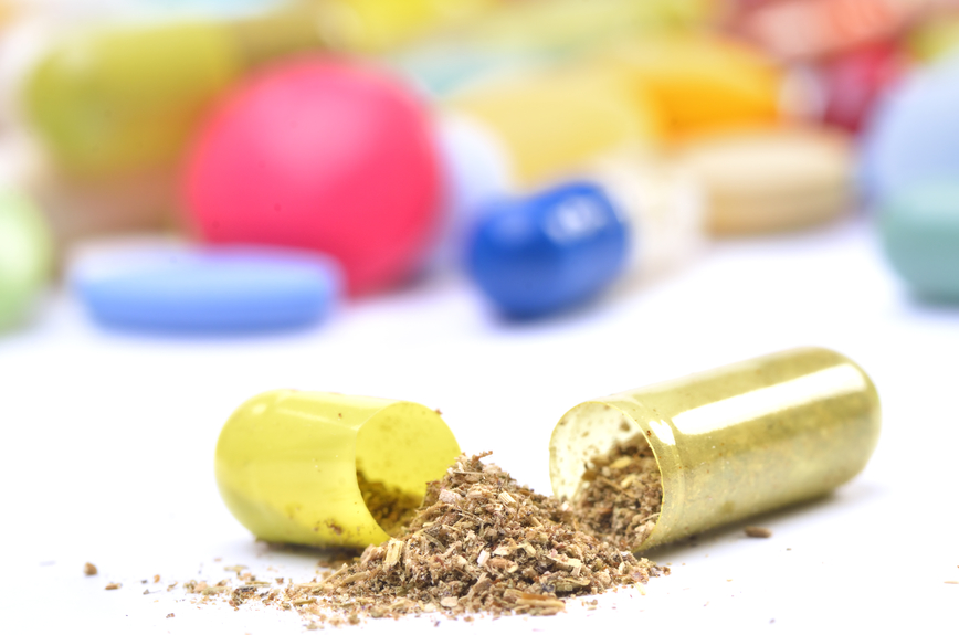 What's really inside your herbal supplement? Talk to your herbalist to insure you're getting good quality